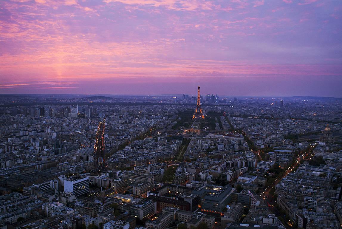 5-daagse busreis Parijs