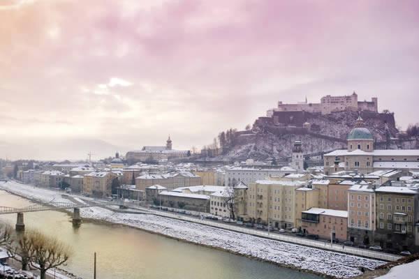 8-daagse busreis Winter in het Salzkammergut