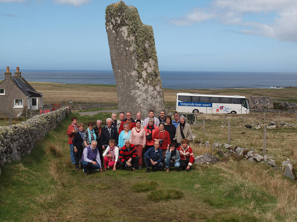 12-daagse busrondreis Hoogtepunten van Hebriden en Highlands