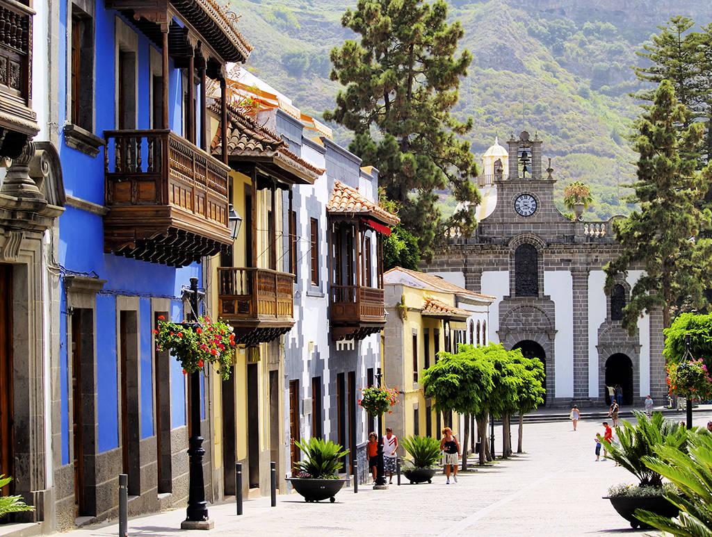 8-daagse groepsreis Gran Canaria