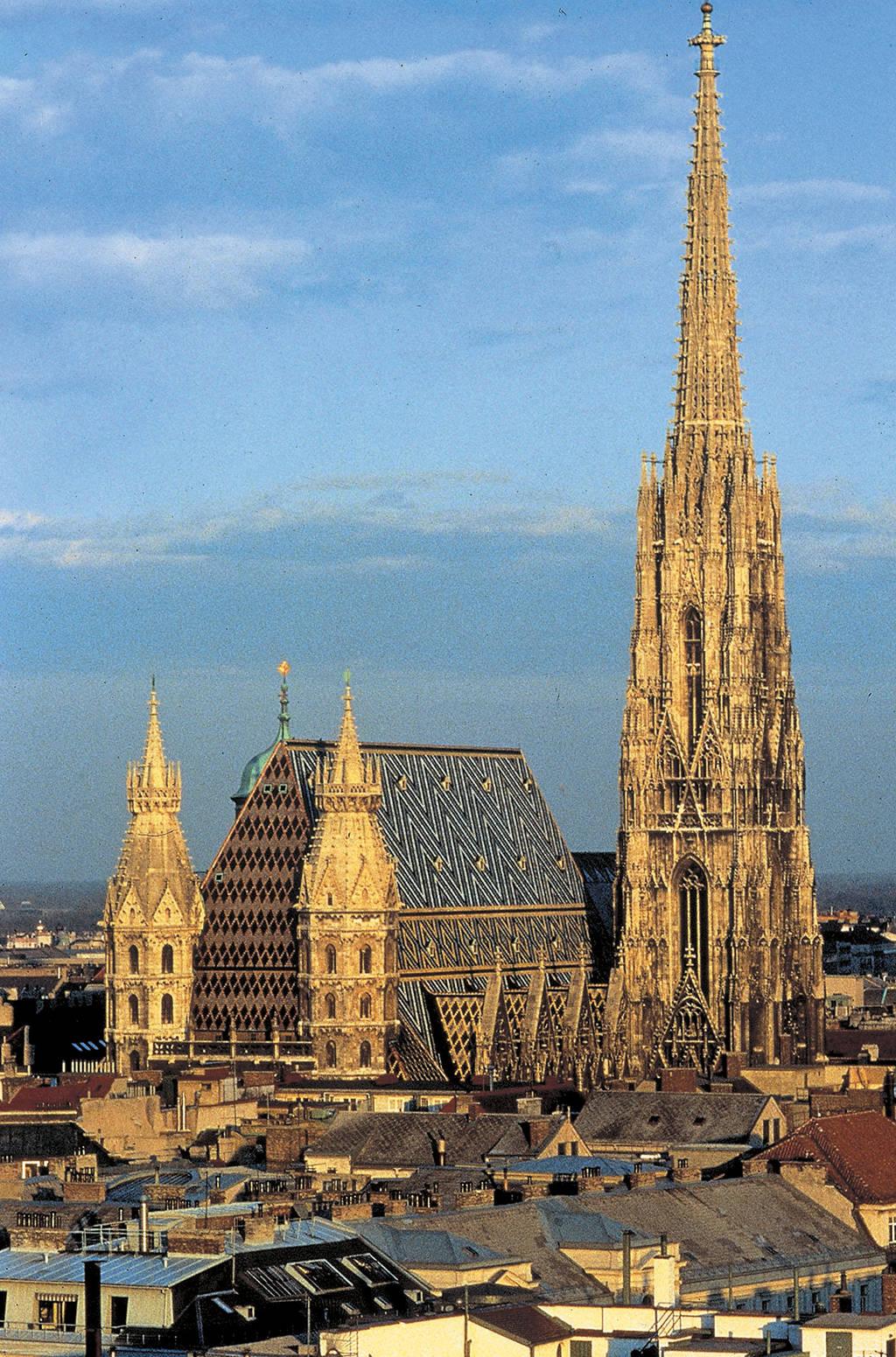 8-daagse busreis Historisch Wenen