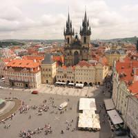 8-daagse busreis Kerst in stijlvol Praag