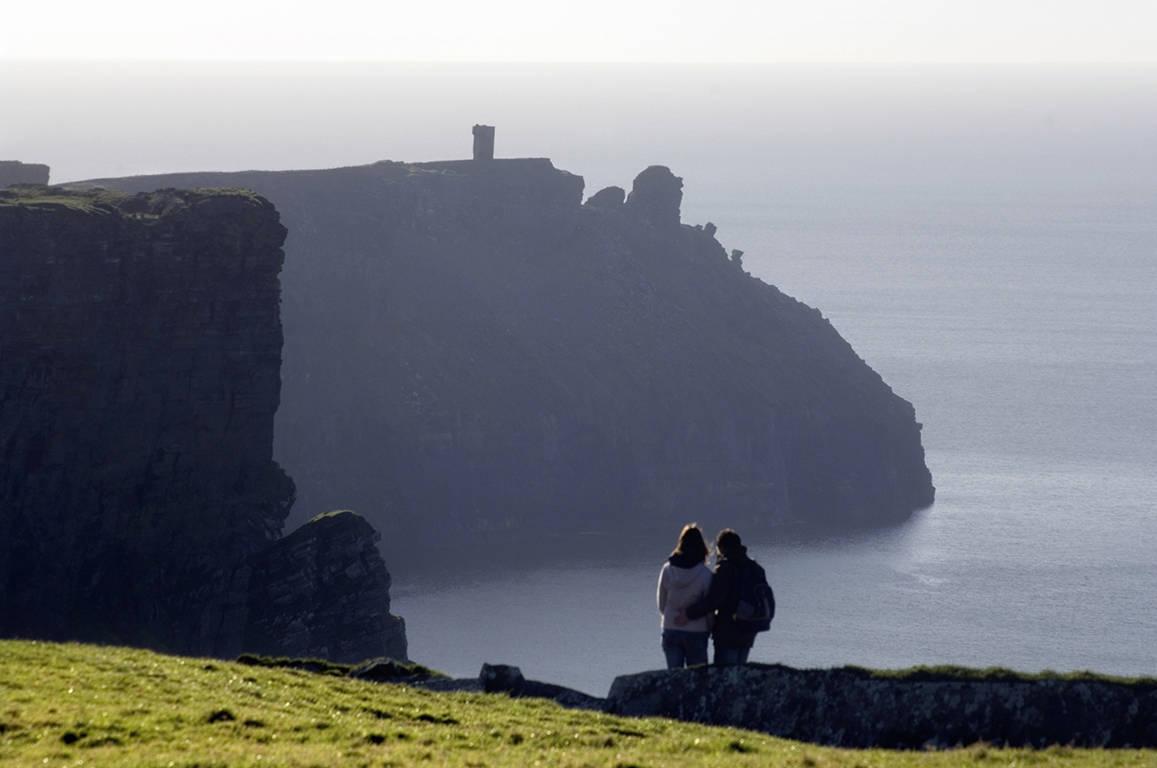 10-daagse autorondreis Schatten van Ierland