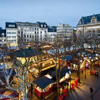 5-daagse busreis Kerst in Luxemburg