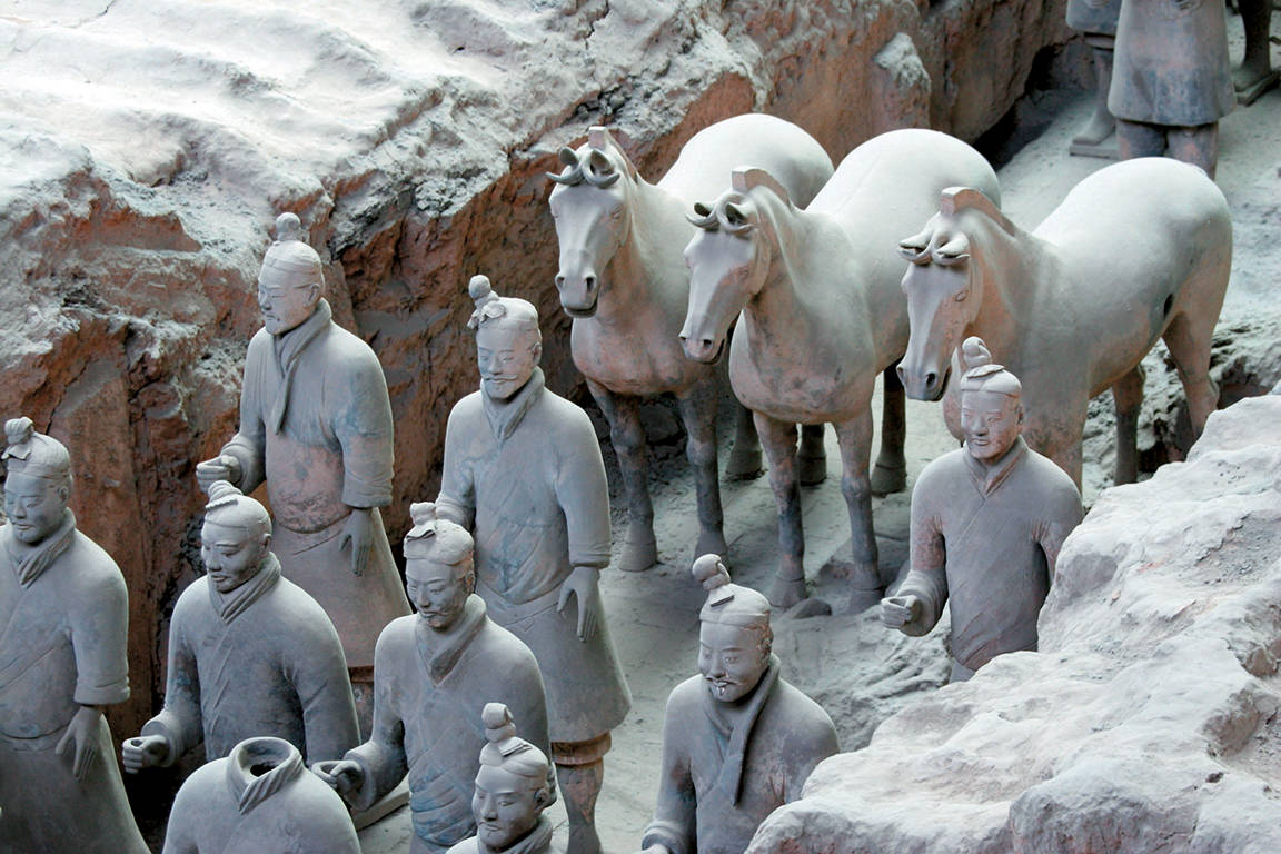 14-daagse groepsrondreis Ontdek China