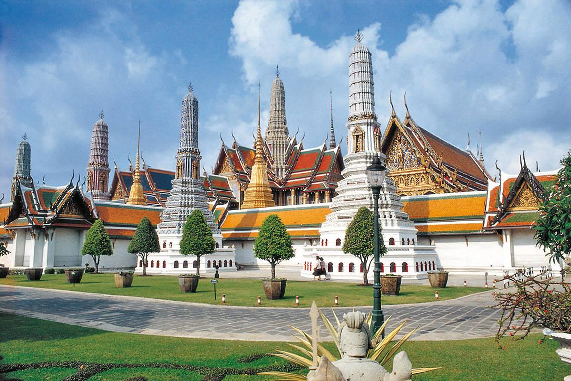 16-daagse groepsrondreis Klassiek Thailand