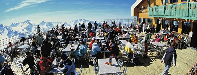 Wintersport Les Deux Alpes