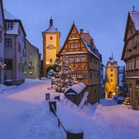 8-daagse busreis Kerst in het Beierse Velburg