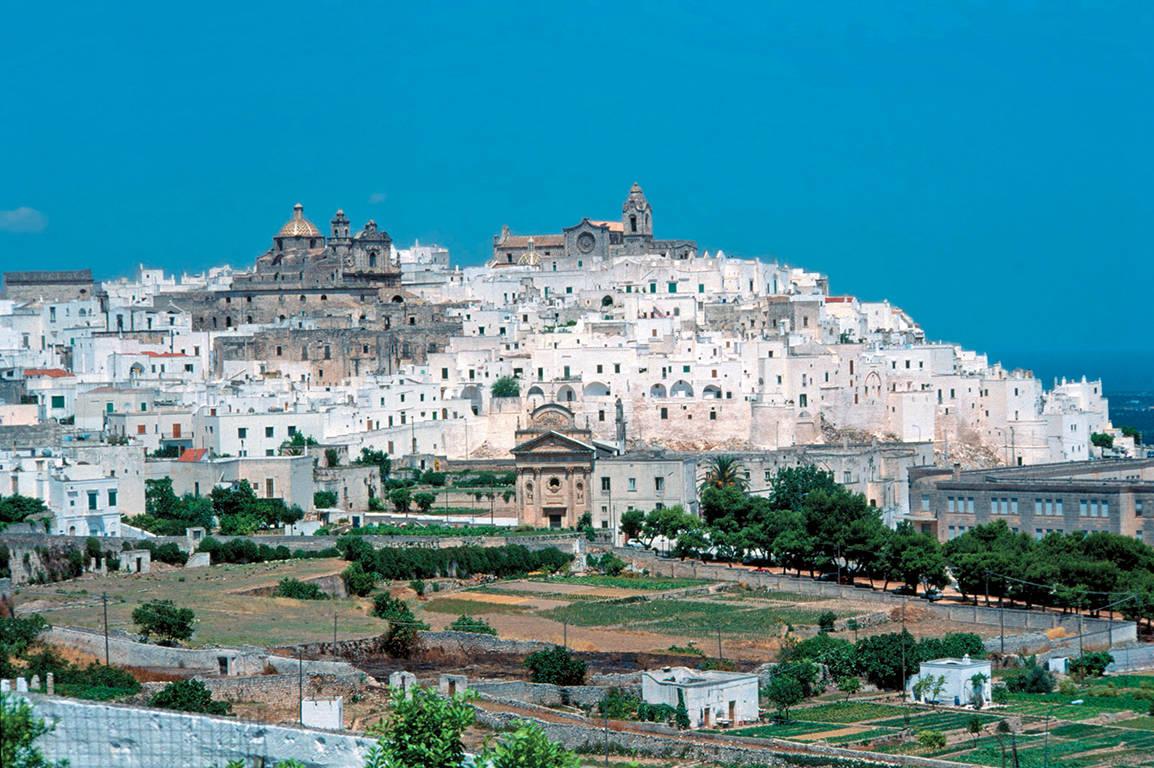8-daagse autorondreis Ongerept Puglia & Basilicata