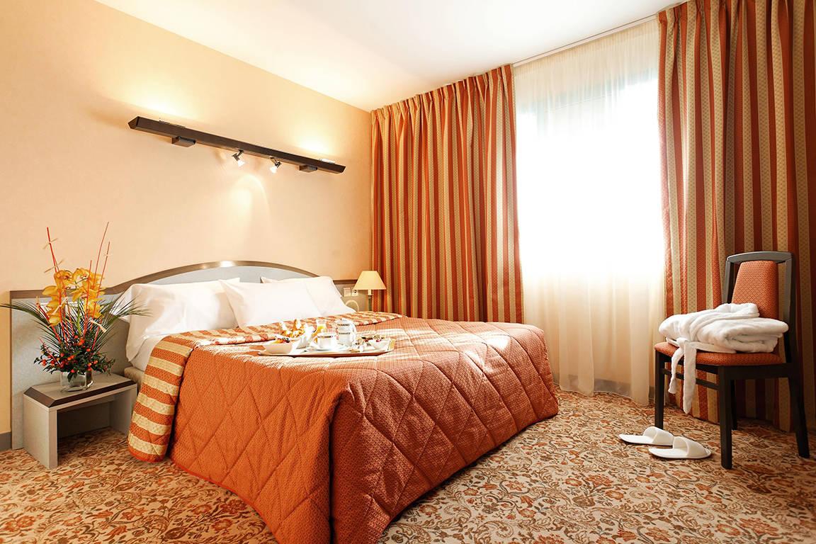 Hotel le Manhattan- kamer