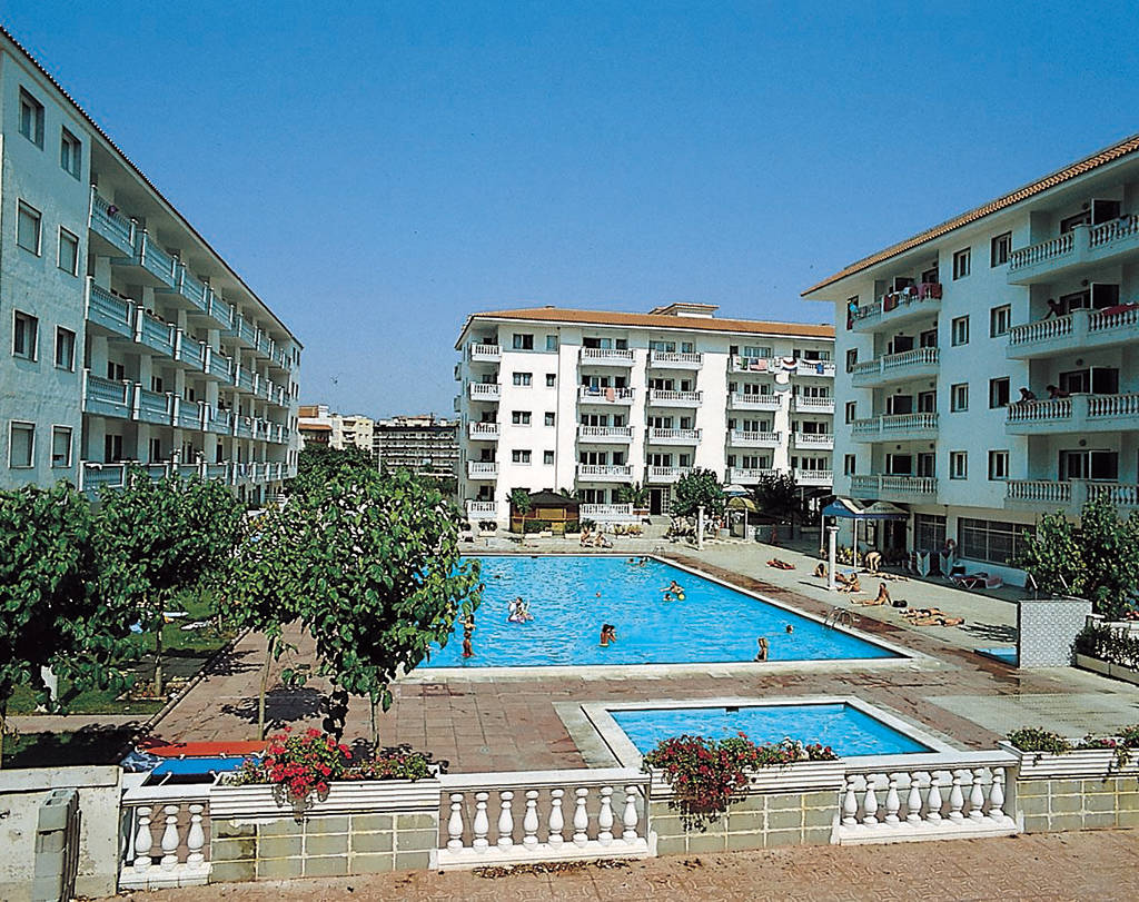 Appartementen Lotus-Europa