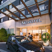 Hotel Novotel City-West