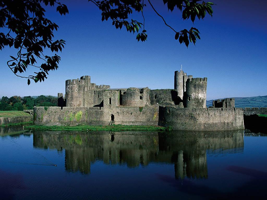 9-daagse autorondreis Mystiek Wales