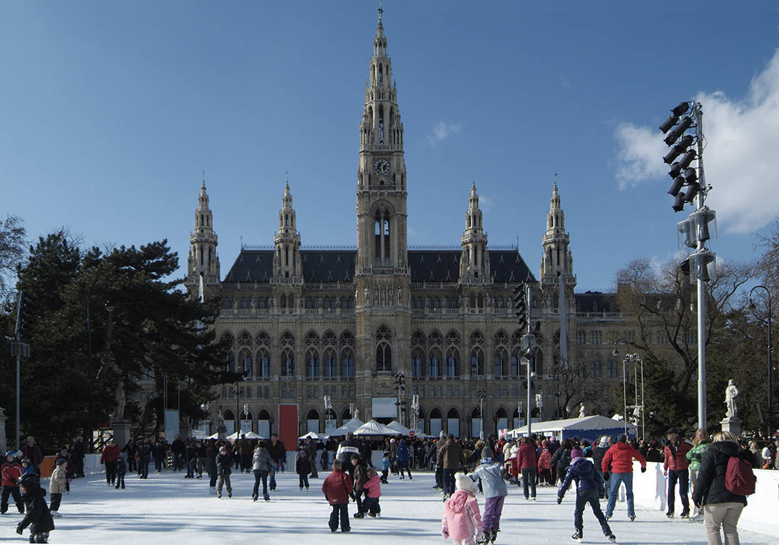 8-daagse busreis Kerst in stijlvol Wenen
