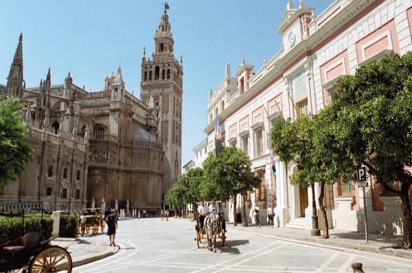 8-daagse autorondreis Zuid-Spanje o.b.v. halfpension