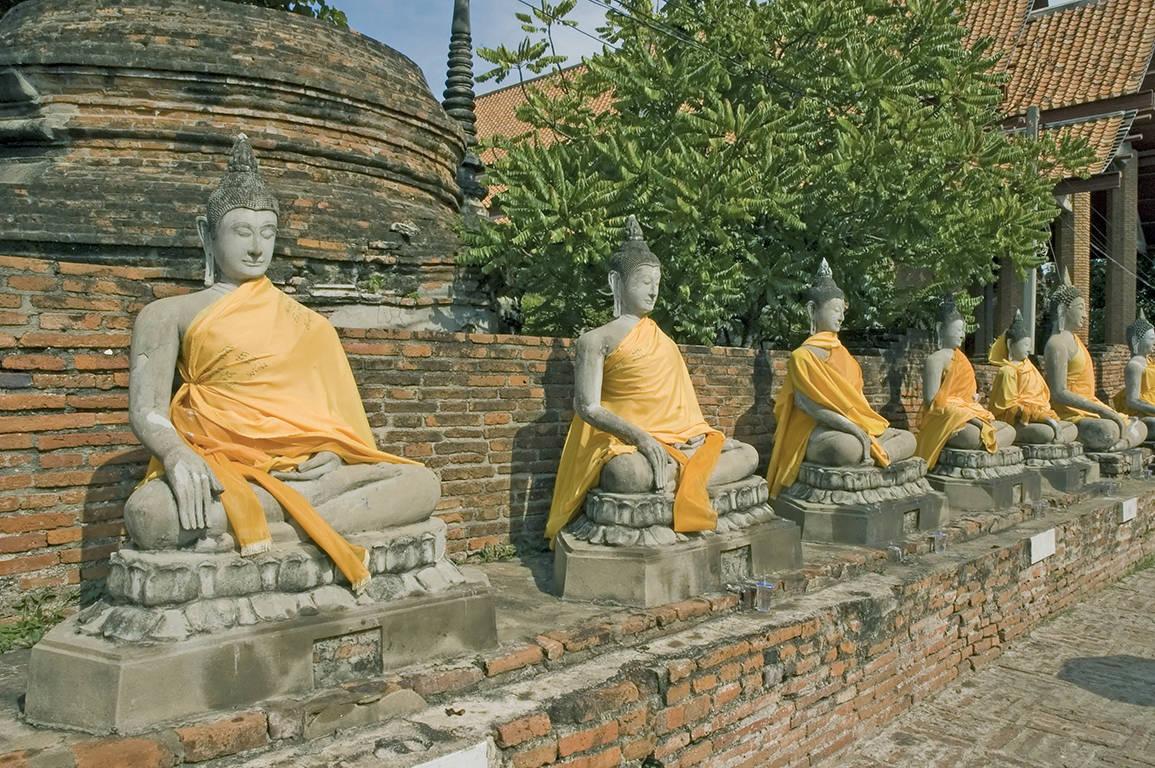 16-daagse groepsrondreis Panorama van Thailand