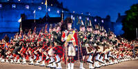 4-daagse busreis Edinburgh Royal Military Tattoo