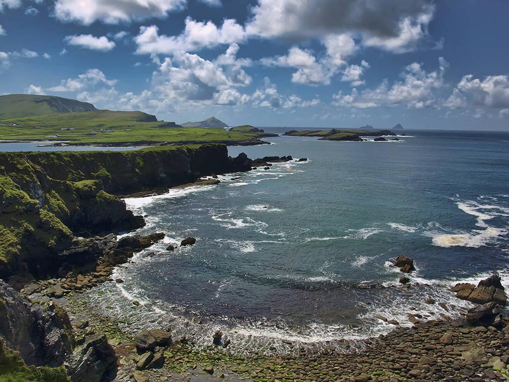8-daagse autorondreis Ring of Kerry (Bed & Breakfasts)