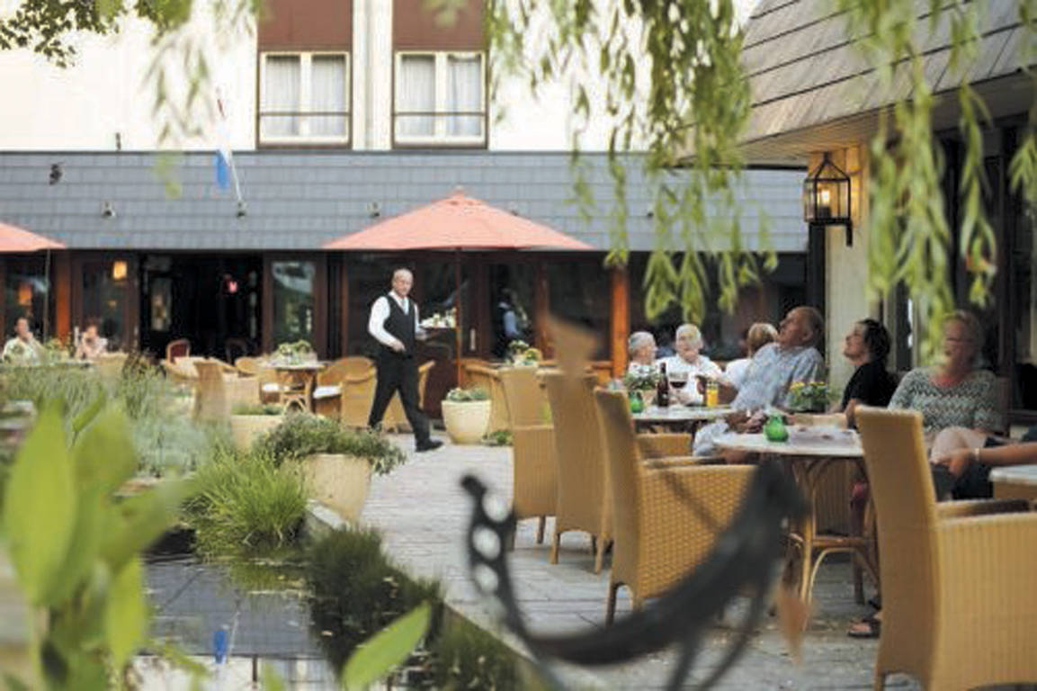 Hotel Schaepkens terras