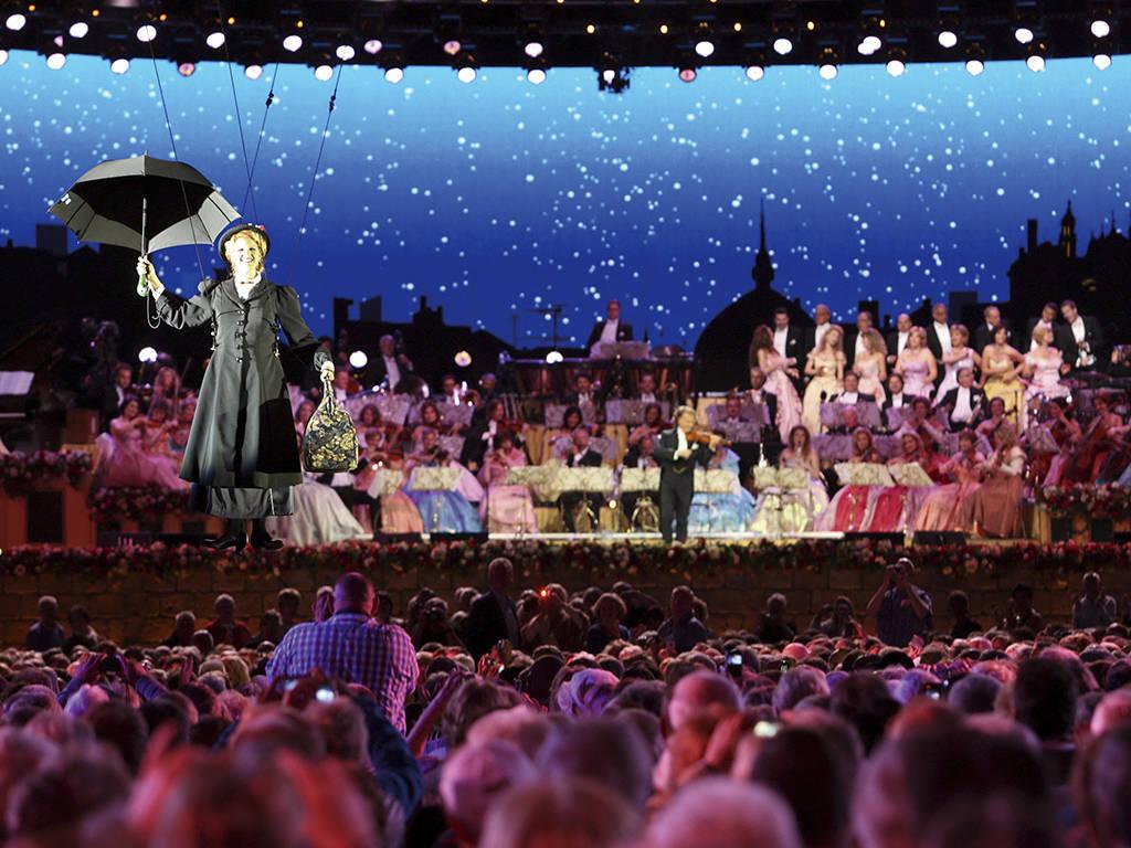 Concert in Maastricht