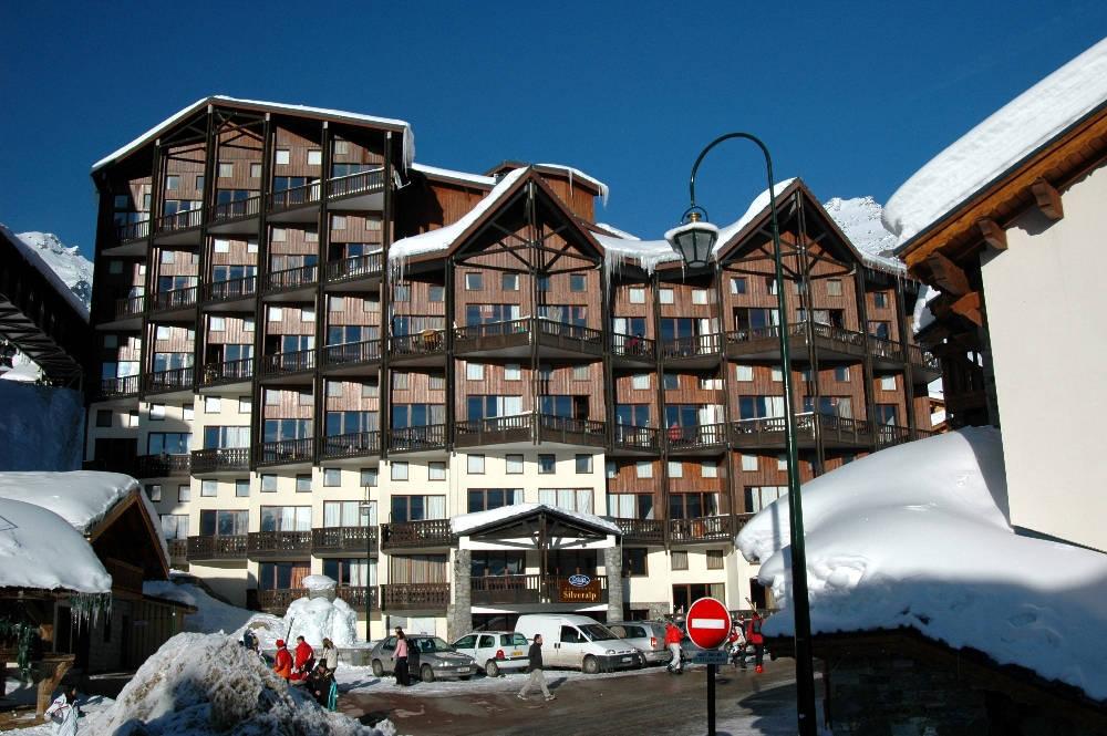 Appartementen Le Silveralp