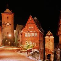 6-daagse busreis Kerst in het Steigerwald