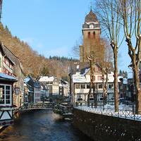 5-daagse busreis Kerst in Limburg
