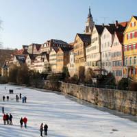 8-daagse busreis, Ditzingen Kerst in de Neckarvallei