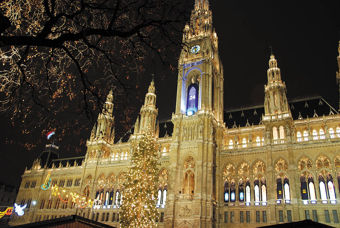 8-daagse busreis Kerst in Wenen