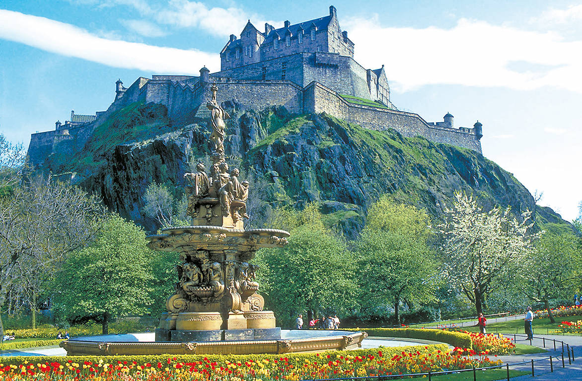 Stedentrip Edinburgh