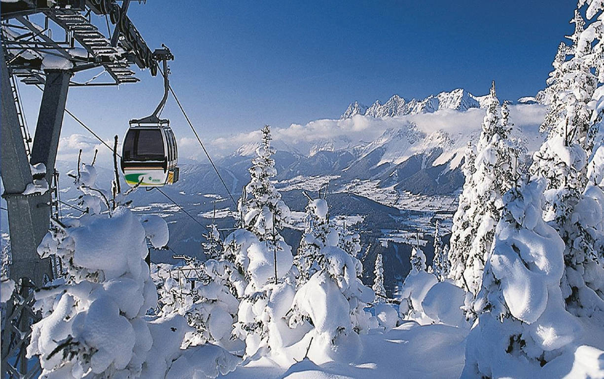 8-daagse busreis Winter in de Steiermark