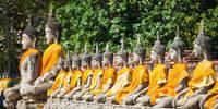 12-daagse groepsrondreis Thailand in Vogelvlucht