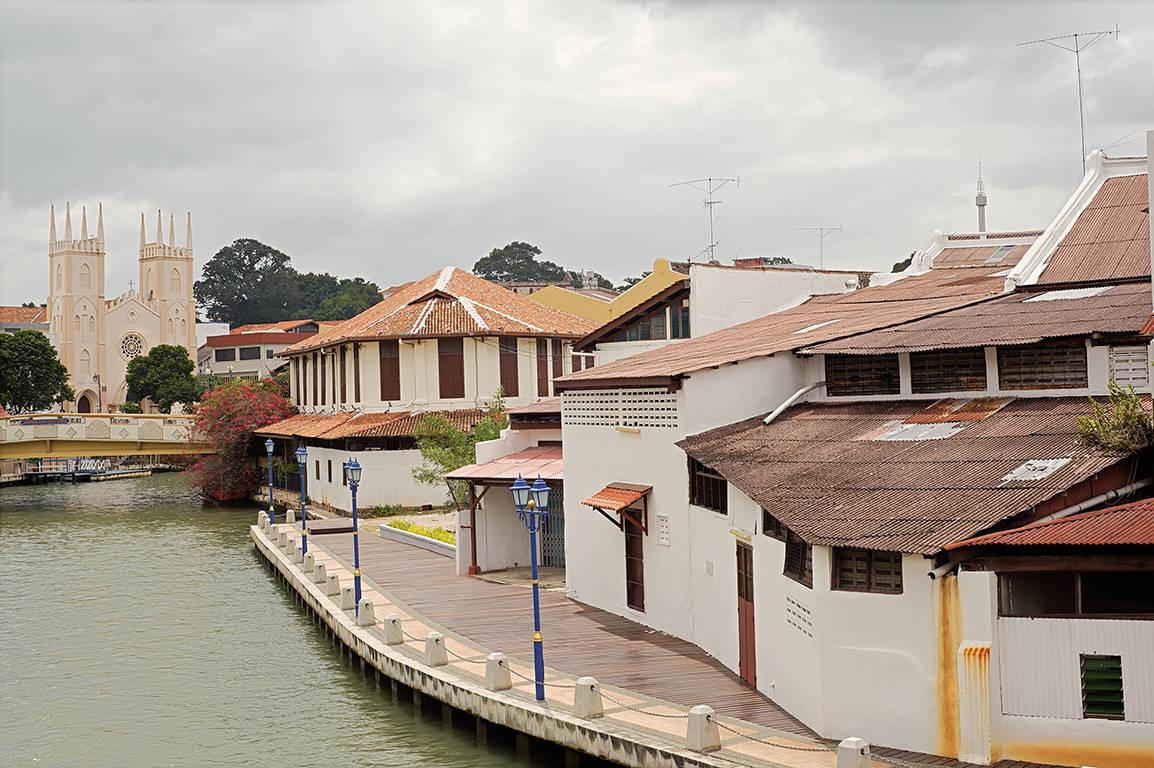Boulevard Malacca