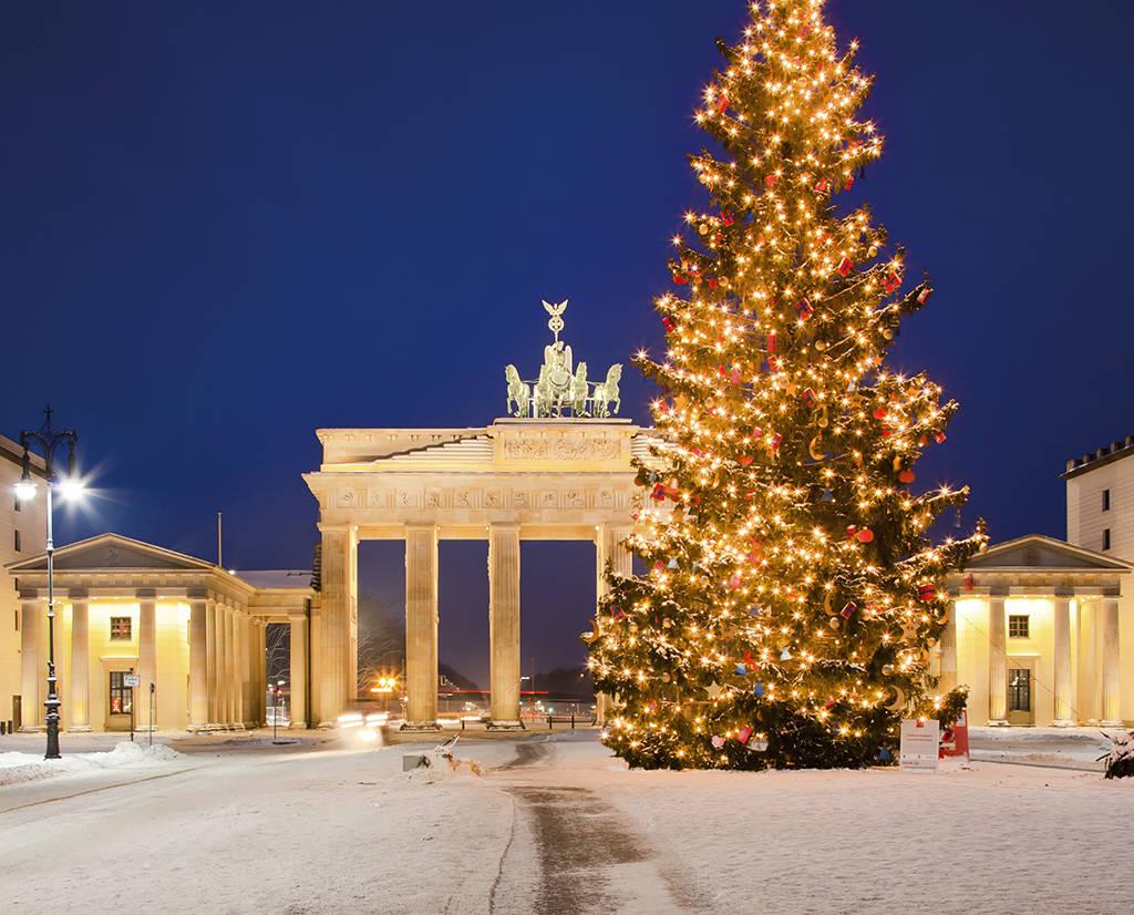 5-daagse busreis Kerst in Berlijn