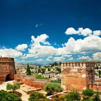 Lastminute 2013 10 daagse autorondreis Hoogtepunten van Andalusië - Lastminutereis