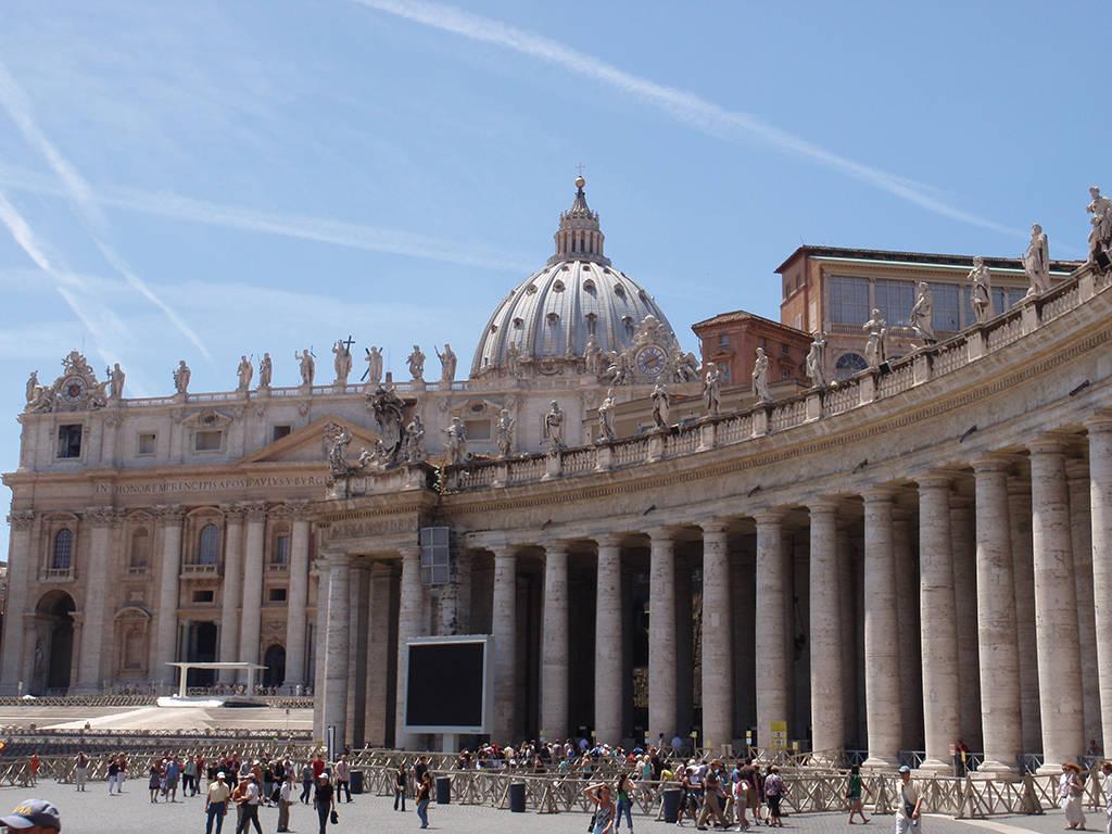 5-daagse vliegreis, Rome Ontdek Rome