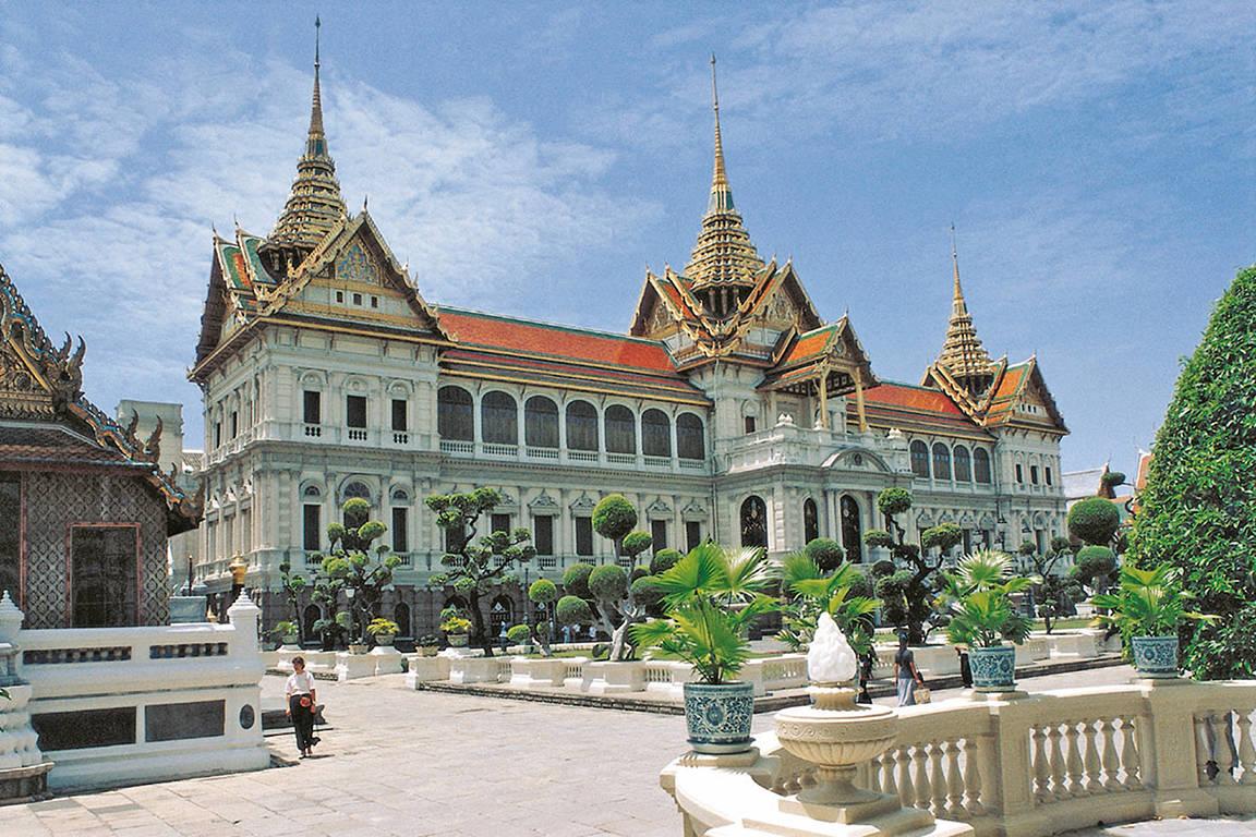11-daagse groepsrondreis Thailand in Vogelvlucht