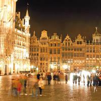 5-daagse busreis Kerst in Brussel en Lille