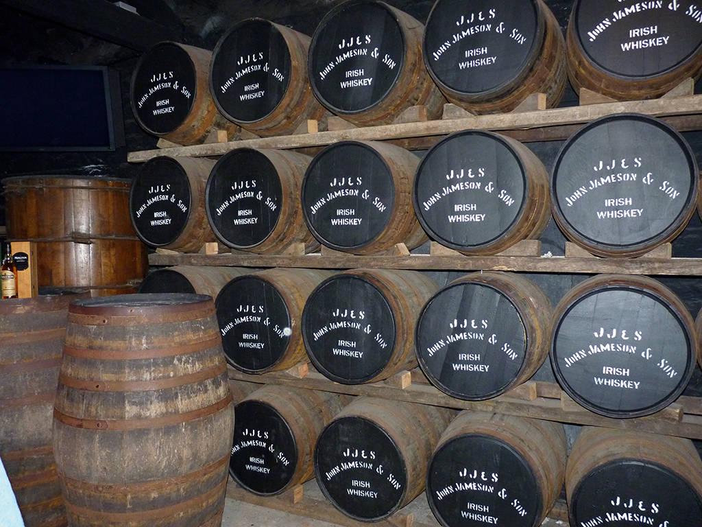 Jameson- vaten