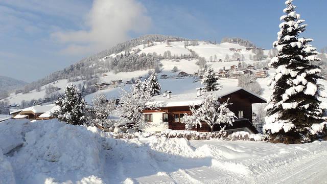Wintersportchalets Frankrijk