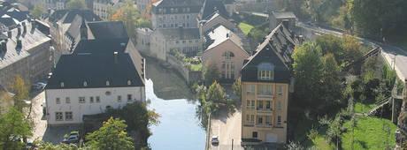 Vakantie Luxemburg  - Grund von Corniche