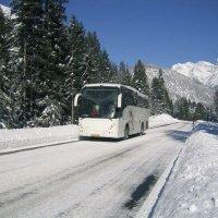 Per touringcar naar Oostenrijk