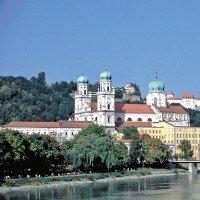 8-daagse fietsvakantie Van Passau naar Wenen