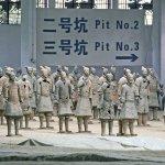 VGCI421 1415   Klm Klassiek China Grr Xian Terracotta Museum Vierkant