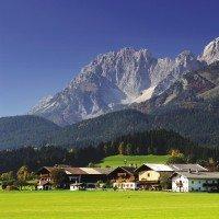 10-daagse busreis Brixental in Tirol